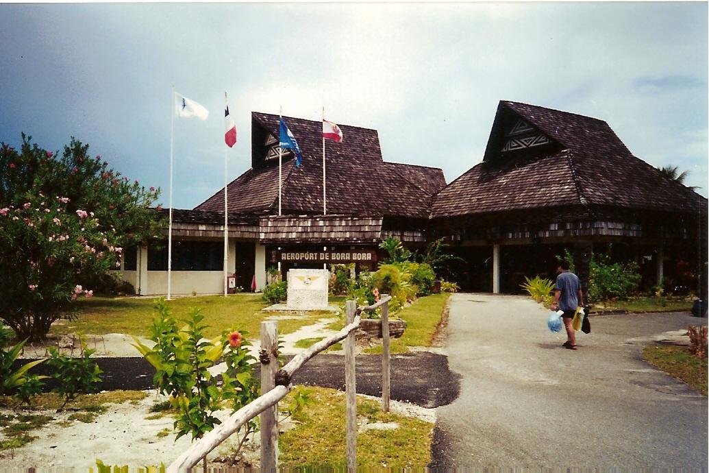 Aéroport Bora Bora